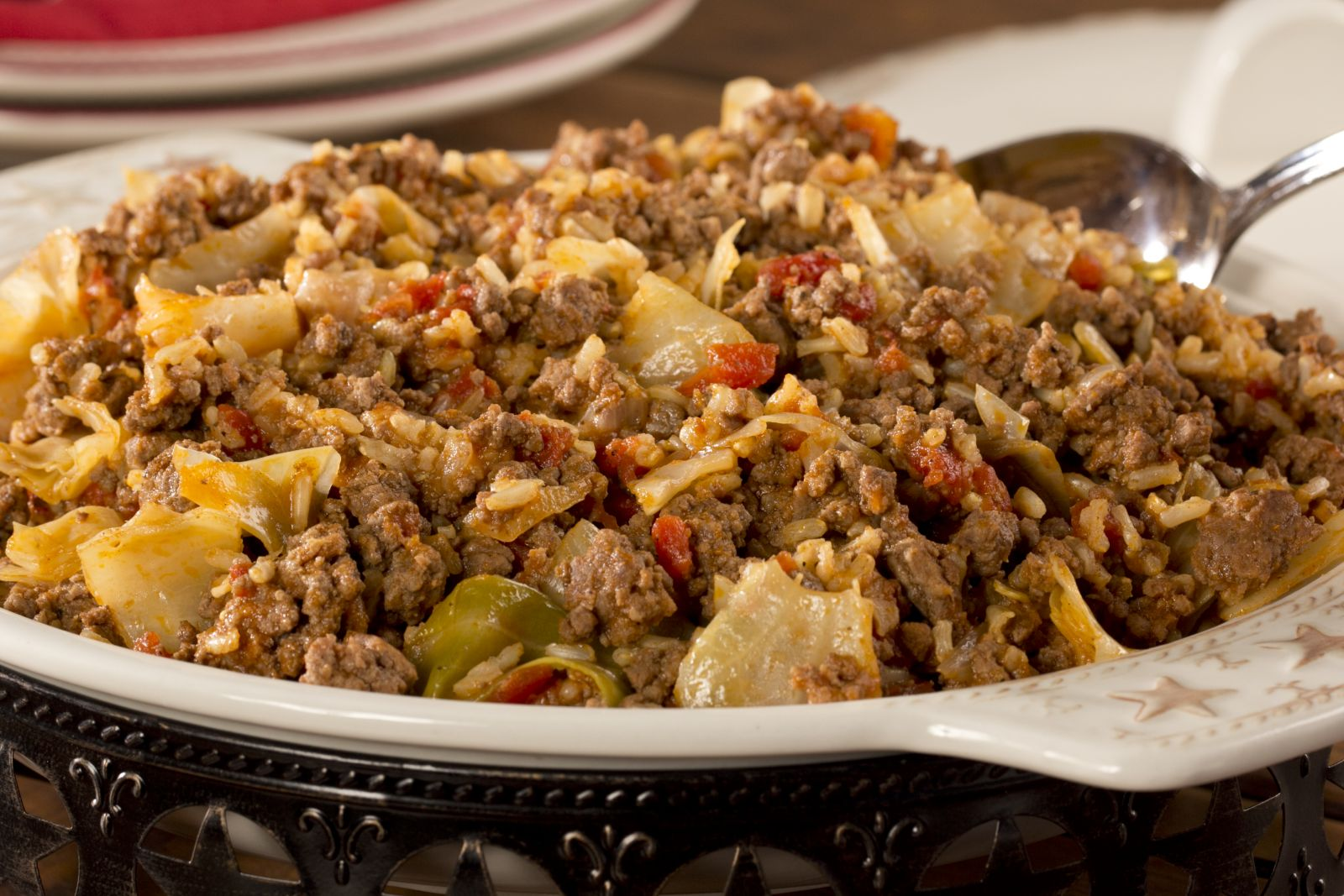 how to make stuffed cabbage with ground turkey