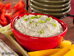 Tangy Spinach Dip