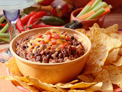 Mexican Restaurant Bean Dip Calories